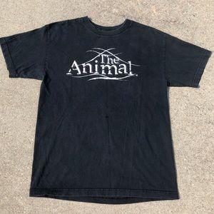 2002 WWE The Animal Dave Bautista T-shirt